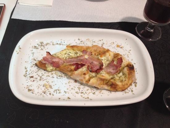 Vieira's Pizzas Bar: Pão de alho