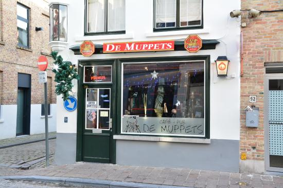 Cafe Muppets