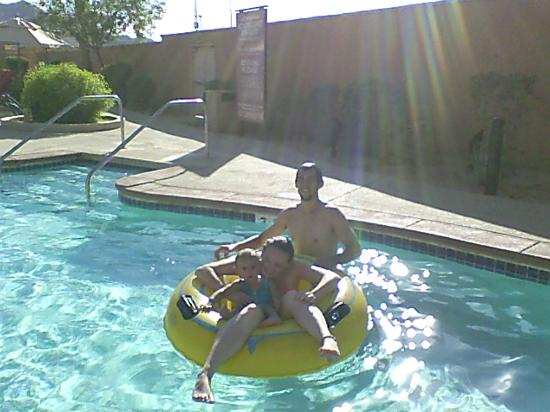 Winterhaven, Californien: Lazy river...