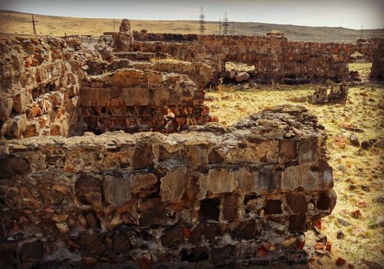 Caravanserai Ruins
