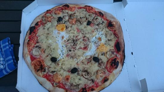 A Quoi Pizza Lancon-De-Provence
