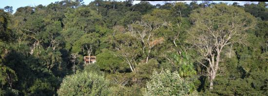 Karadya Birding Lodge and Reserve: Panorámica