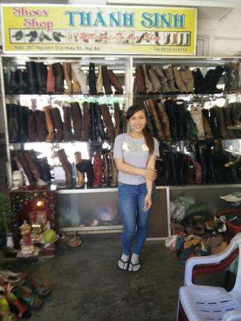 Thanh Sinh Shoes