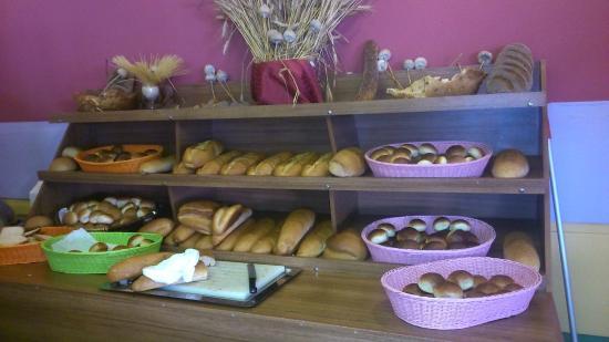 Evrenseki, Turkey: Хлебобулочные изделия
