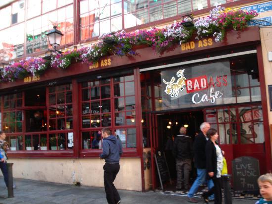 Bad Ass Cafe, Dublin.