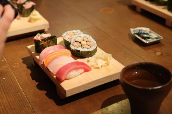 Candy Roll, Sushi Making Experience