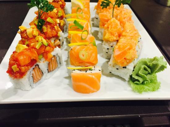Sushi d 39 asporto deludente recensioni su kombu san marco - Sushi porta ticinese ...