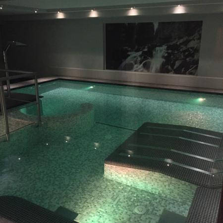 Hotel Maribel: Piscina idromassaggio