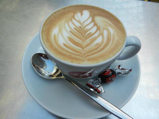 Cappuccino - Picture of Ciao! Caffe Ideapark, Lempaala - TripAdvisor