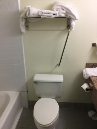 Hotel Mira Vista : Porta ascigamani rotto