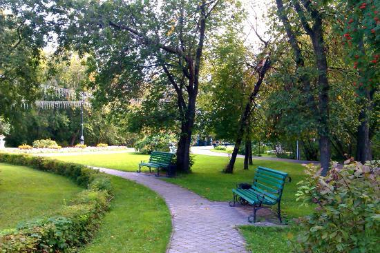 Universitetskaya Roshha