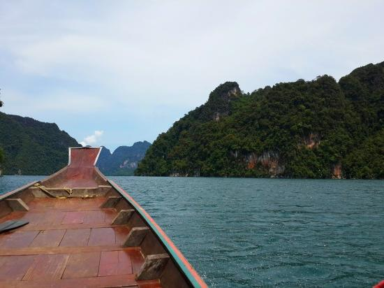 photo1.jpg - Photo de Cheow Lan Dam (Ratchaprapa Dam), Ban ...