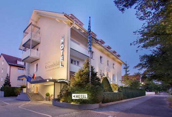 Hotel Kriemhild: Hotelview