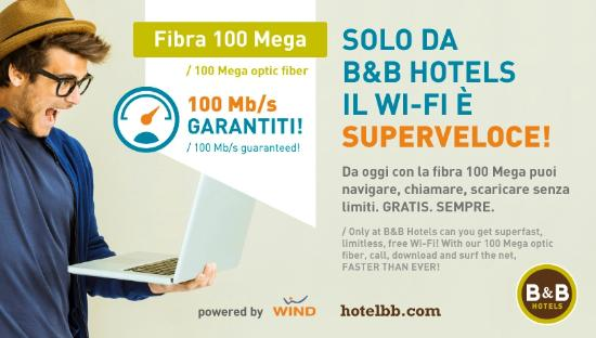 B&B Hotel Ferrara: Internet Point