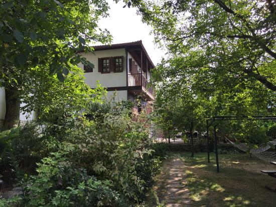 Der garten  Der Garten des Rasitler Bag Evi - Raşitler Bağ Evi, Safranbolu ...