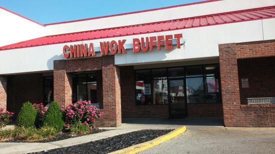 Eaton, OH: China Wok