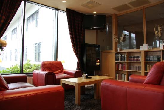 Bastion Hotel Dordrecht Papendrecht : Lounge