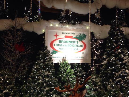 Bronner's Christmas Wonderland: photo0.jpg