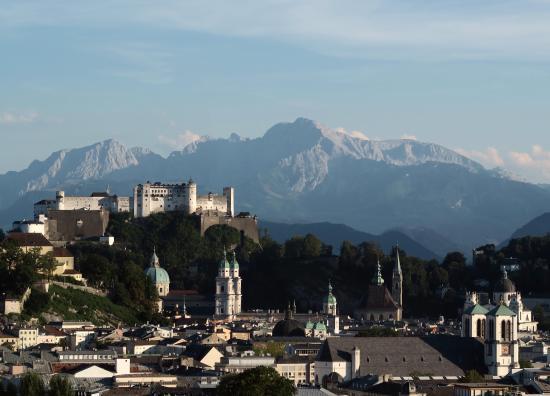 4e280c9e4be4d Habitación doble std. Austria Trend Europa- Salzburgo - Picture of ...