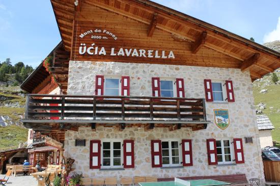 Rifugio Lavarella