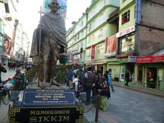 M.G Marg Gangtok, Sikkim