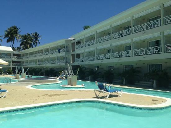 Vista Sol Punta Cana Swim Up Room Pictures