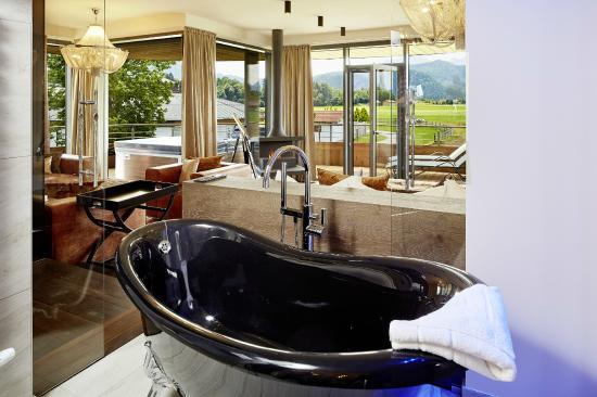 suite die tr umerei bild von das k nig ludwig wellness spa resort allg u schwangau. Black Bedroom Furniture Sets. Home Design Ideas
