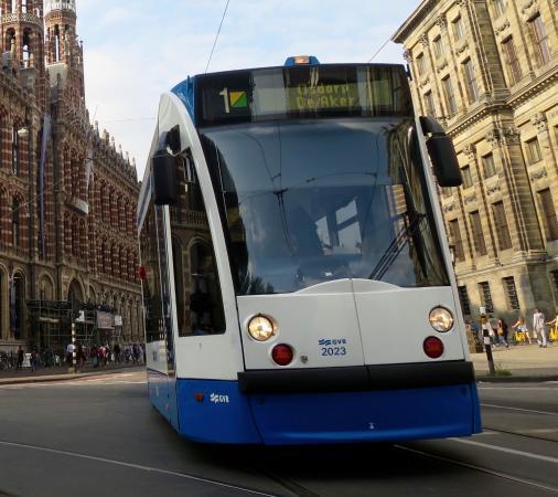 アムステルダム市営交通会社