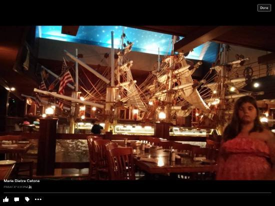 Captain Table Restaurant Myrtle Beach Sc