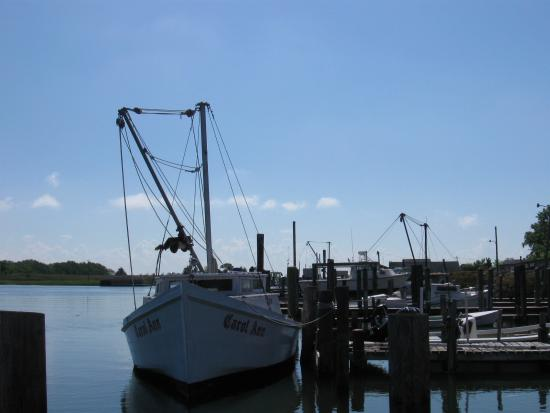 Crisfield, MD: A working waterman's village in the Bay