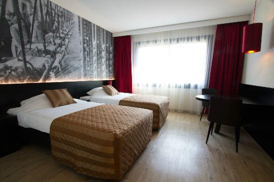 巴斯琛哥羅普酒店
