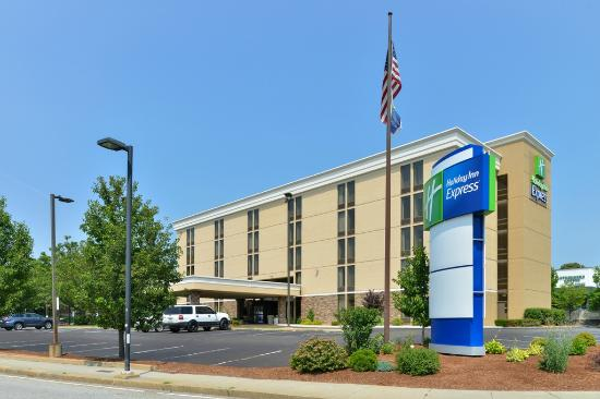 Holiday Inn Express Worcester Downtown Ma Hotel