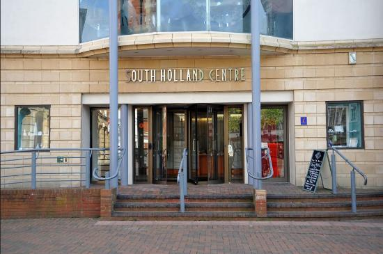 ‪South Holland Centre‬