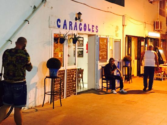 Restaurante Caracoles: A warm welcome in this hidden treasure