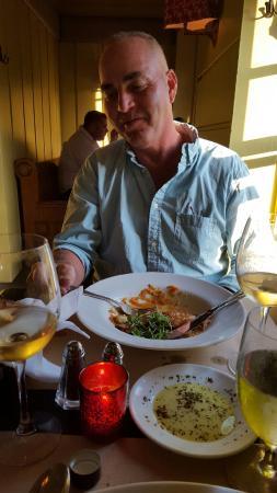 Ruvo Restaurant East: Dinner!