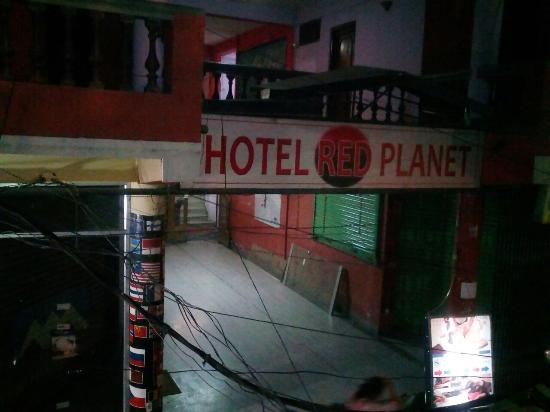 Hotel Red Planet: C