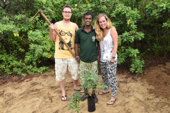 The Secret Yala: Plant a tree