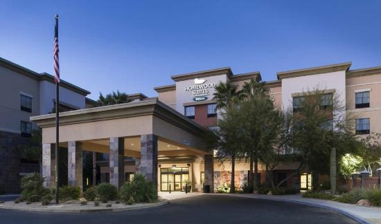 Homewood Suites by Hilton Phoenix North - Happy Valley : Our Phoenix Hotel is Five Minutes from Deer Valley Airport
