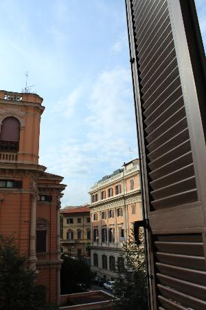 Hotel Oxford: A lovely view to wake up to in the beautiful city of Rome