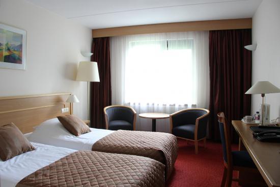 Bastion Hotel Bussum Hilversum: Deluxe Room