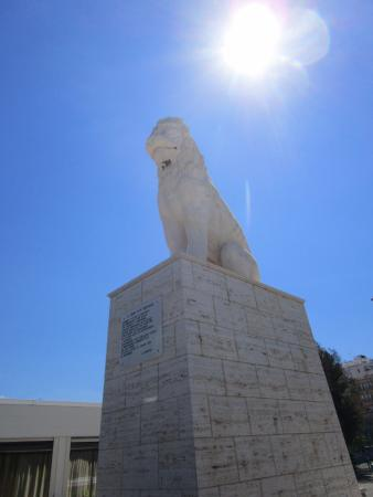 ‪Piraeus Lion‬