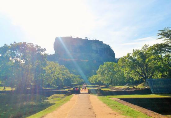Sigiri Lion Lodge : Sigiriya