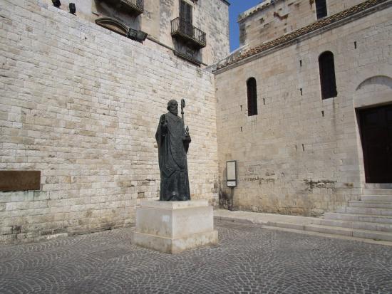 St. Nicholas Monument