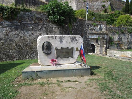 Admiral Ushakov Memorial