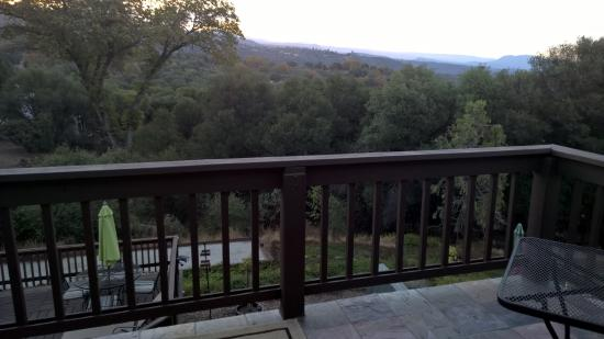 Ahwahnee, Kalifornien: View from Clouds Rest Suite