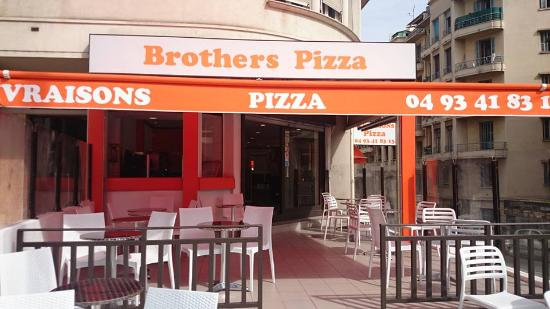 Brothers Pizza Nice