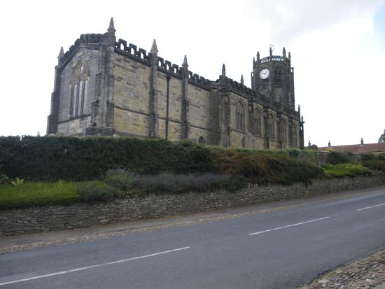 St Michael's Church - Coxwold