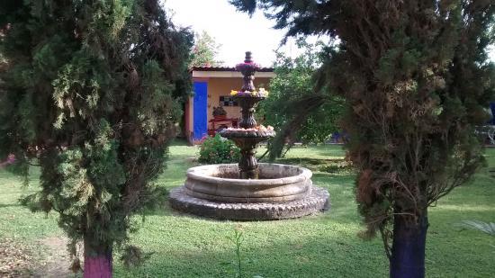 La Malanca Hotel & Spa: patio central