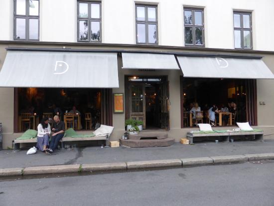 Delicatessen Grünerløkka : Delicatessen Restaurant, Oslo
