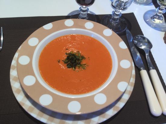 Gaspacho picture of atelier cuisine de patricia for Ateliers cuisine